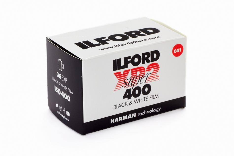 ILFORD XP 2 135/36