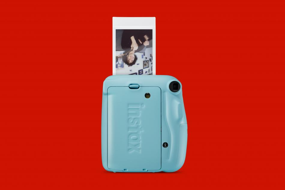 INSTAX MINI 11 BLUE MARBLE SET